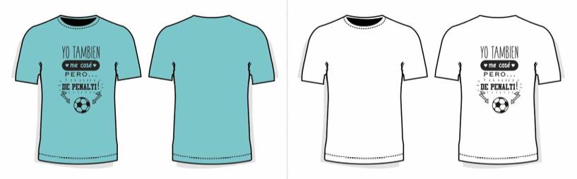 Camisetas para despedidas de solteros